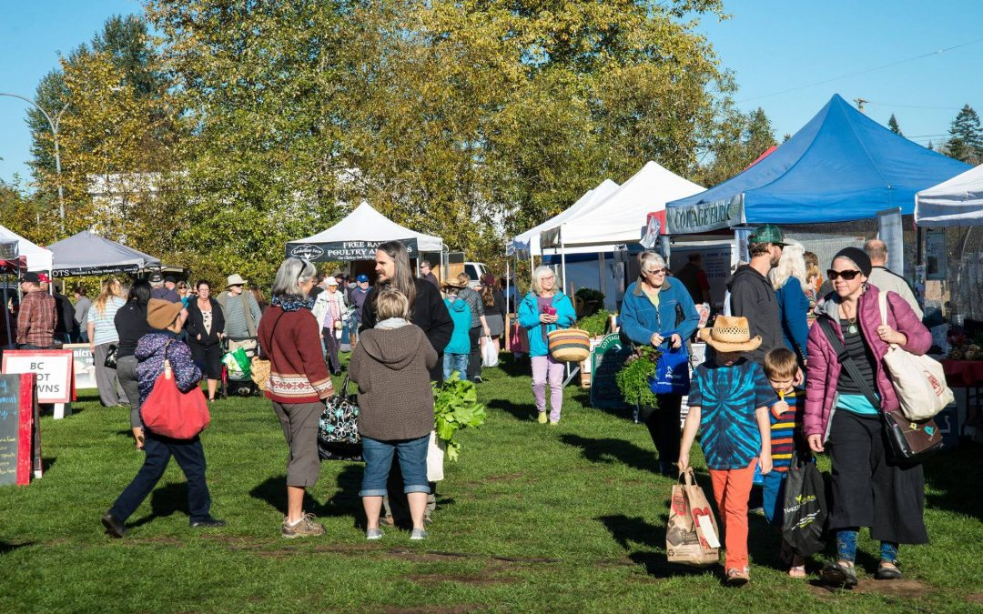 Move to the Comox Valley Exhibition Grounds